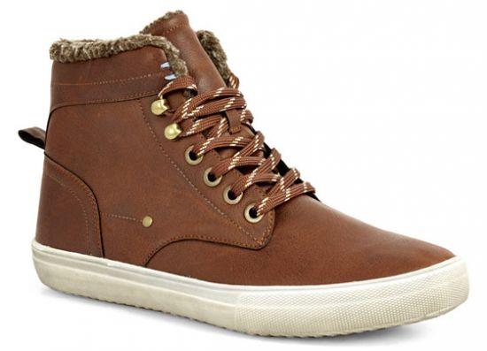 Zapatillas botines de hombre
