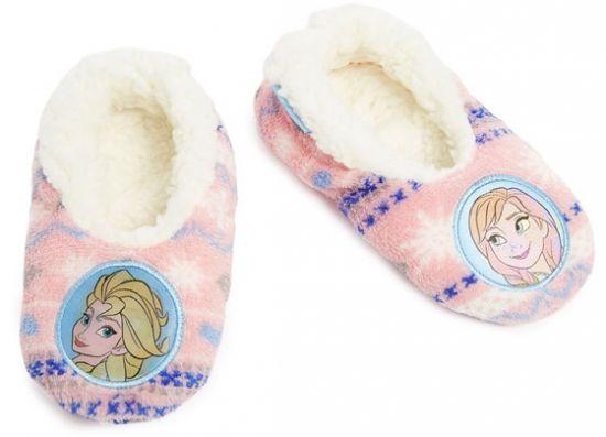 Pantufalas de niña Frozen