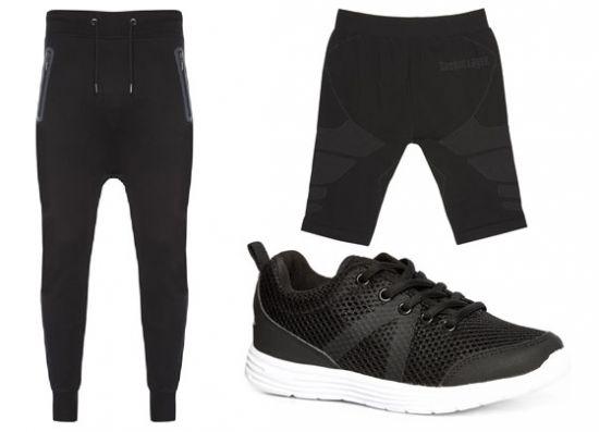 Deporte con ropa cómoda