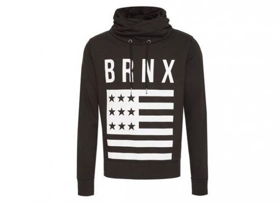 Primark sudadera BRNX