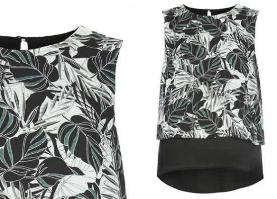 Primark blusa de mujer sin mangas