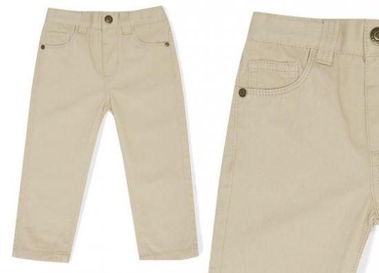 Hermoso pantalón beige