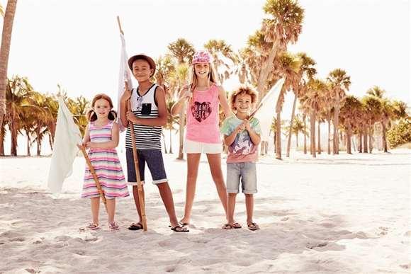 ropa de verano para niños y niñas de Primark