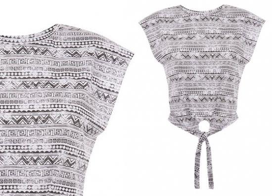 Look camiseta azteca