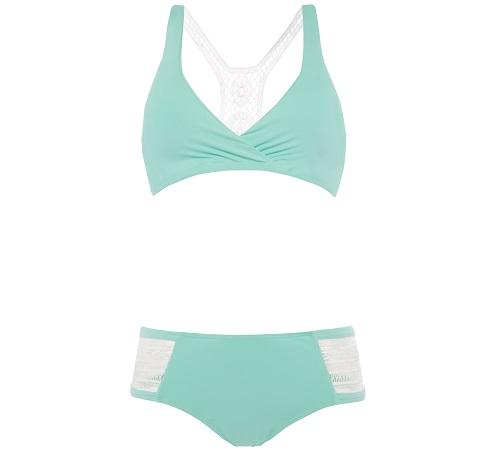 Bikini azulado