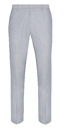 Pantalón skinny o recto