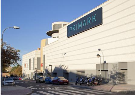 Tienda Primark Alicante