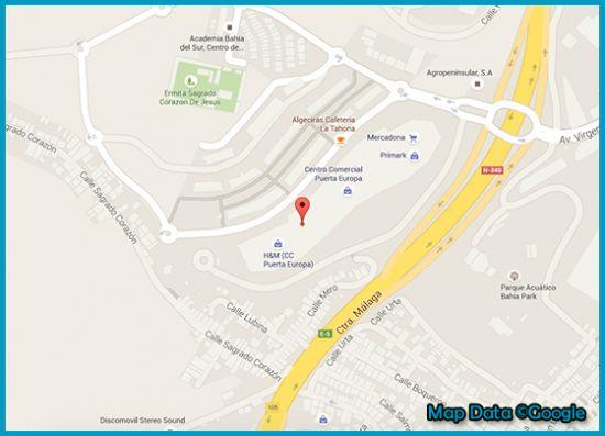 Tienda Primark Algeciras Puerta de Europa