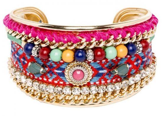 Primark pulsera multicolor