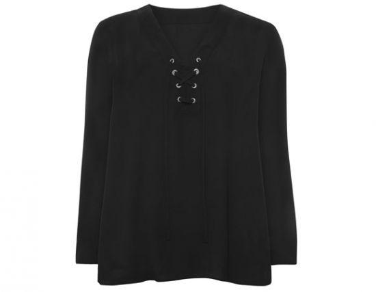 Blusa escotada Primark