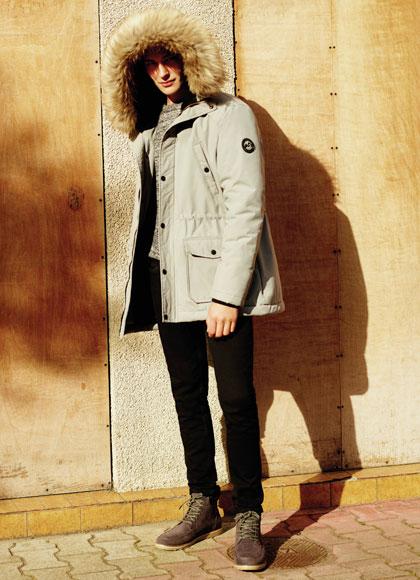 Oferta de chaqueta y pantalón hombre
