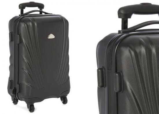Juego de maletas primark r gidas en color negro for Oficinas primark madrid