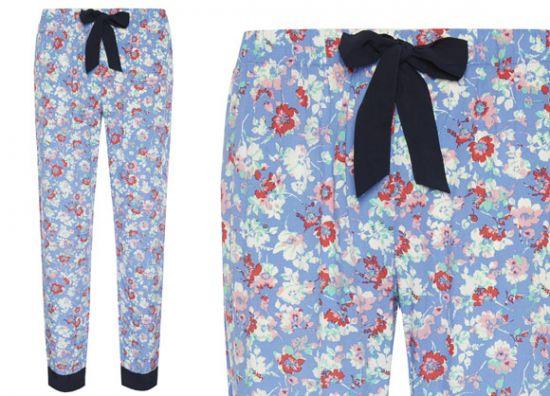 Pantalón pijama floreado Primark