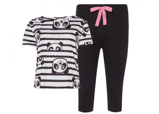 Primark pijama piratas y pandas