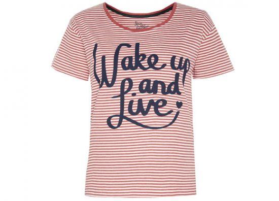 Camiseta pijama Mujer