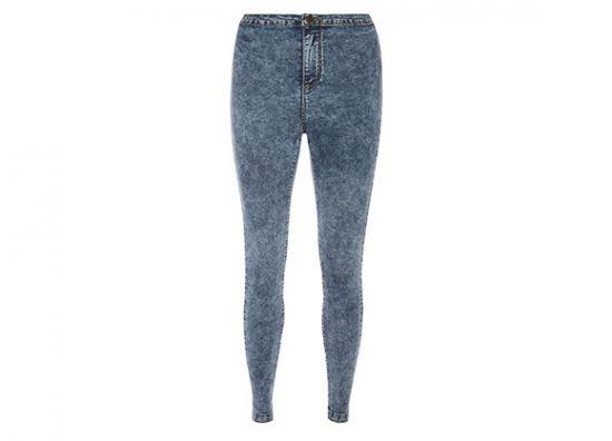 pantalón stretch deslavado