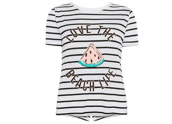 blusa estilo marinero