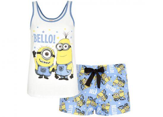 Minions pijamas en Primark