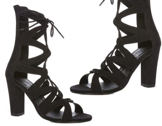 Primark zapato corte sandalia abierta