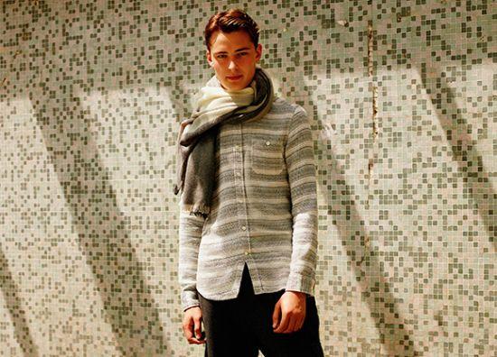 bufanda de invierno para caballero