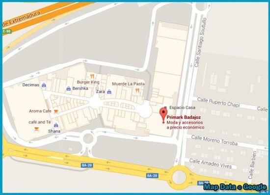 Tienda Primark de Badajoz