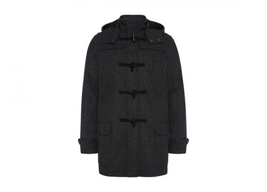 abrigo para hombre
