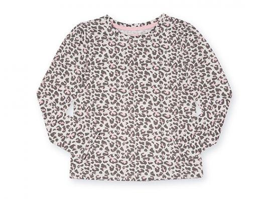 Camiseta de animal print