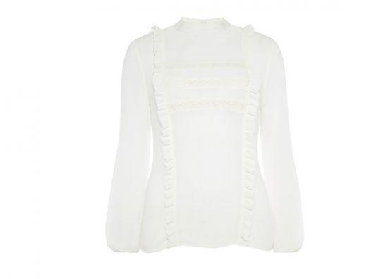 blusa victoriana