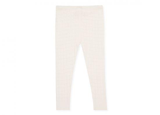 Pantalón blanco para niña