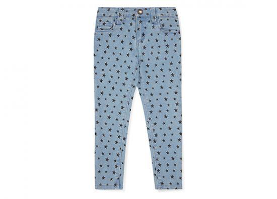 Pantalón estrellado