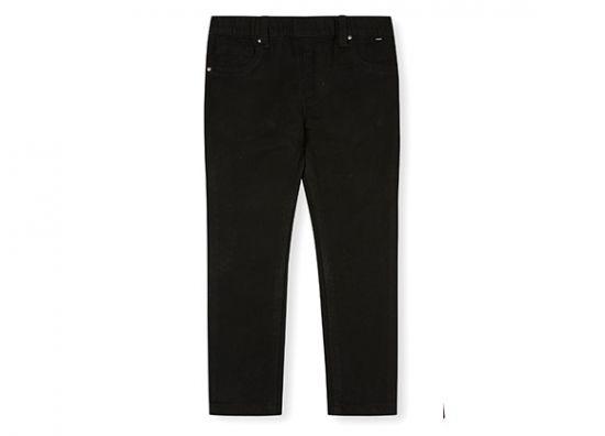 pantalón negro para niño