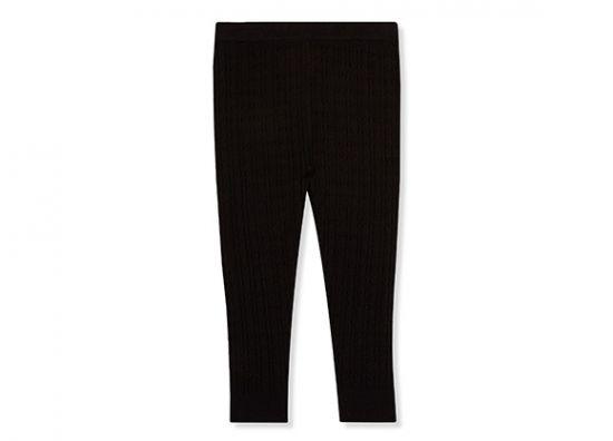 Pantalón negro para niña