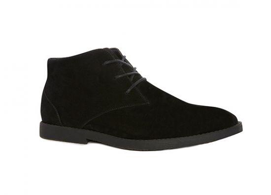 zapato de gamusa