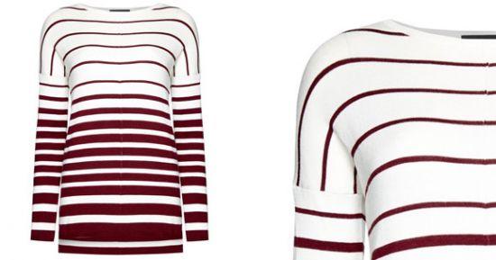 Hermosa camiseta Primark de manga larga