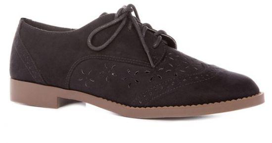 Primark zapatos perforados