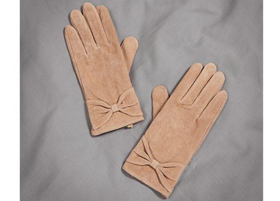 guantes para dama