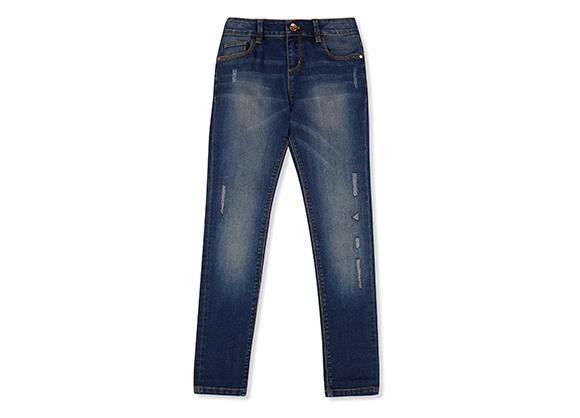 jeans para niña