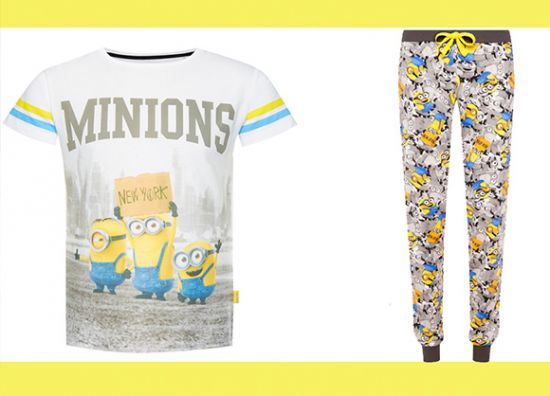 Pijama Minions