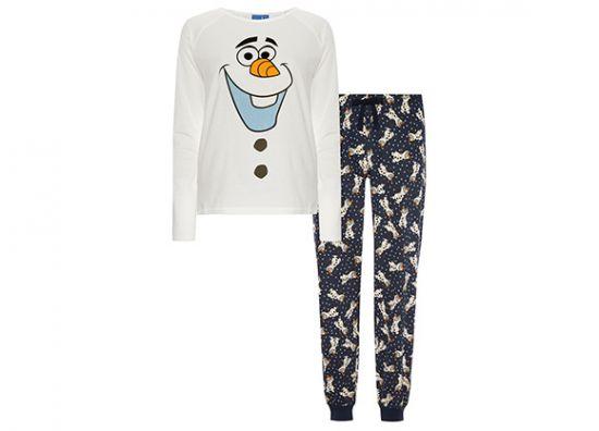 Pijama de Olaf