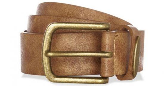 Cinturón Primark para jean