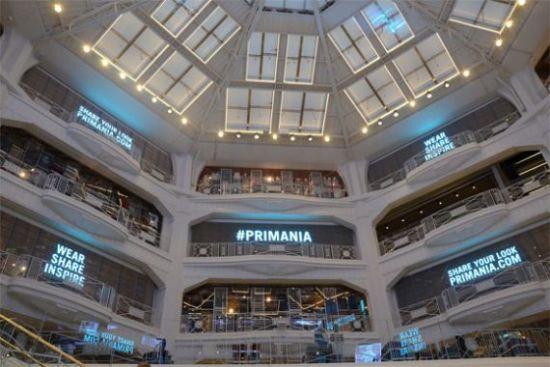 Primark España tienda Gran Via