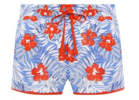 Short Hawaiano Primark