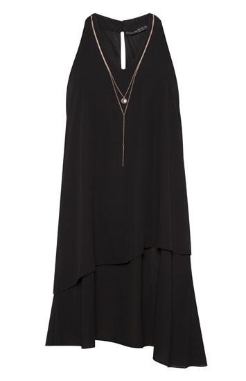 Vestido Primark en negro