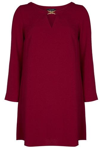 Primark vestido rojo
