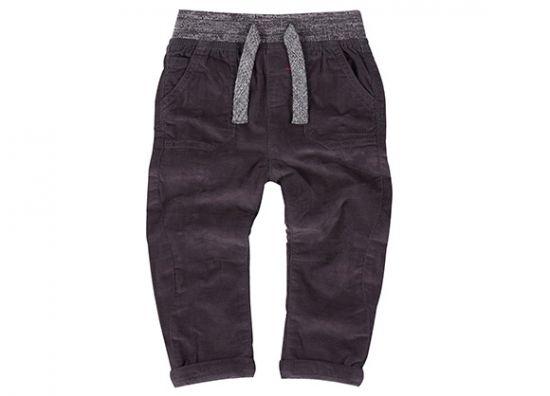 Pantalón de pana gris
