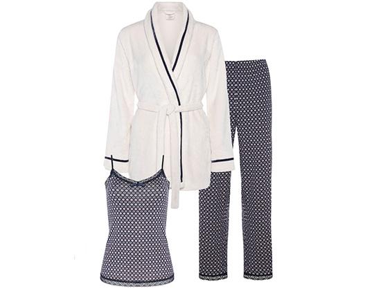 Set bata y pijama