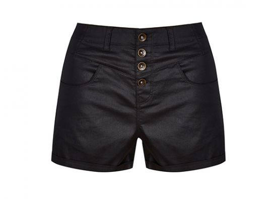 Shorts de polipiel