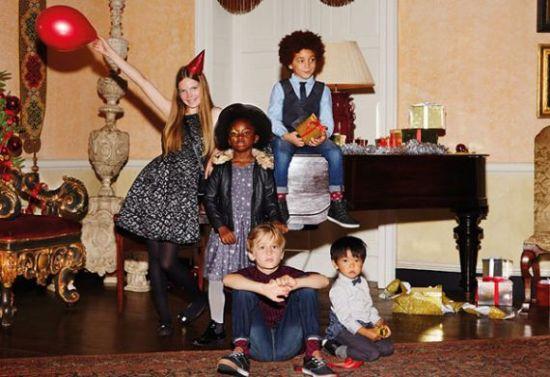 Ropa infantil Primark Navidad