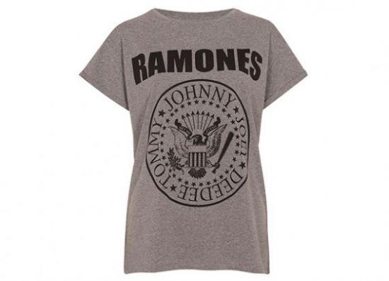 """Camiseta """"Ramones"""""""