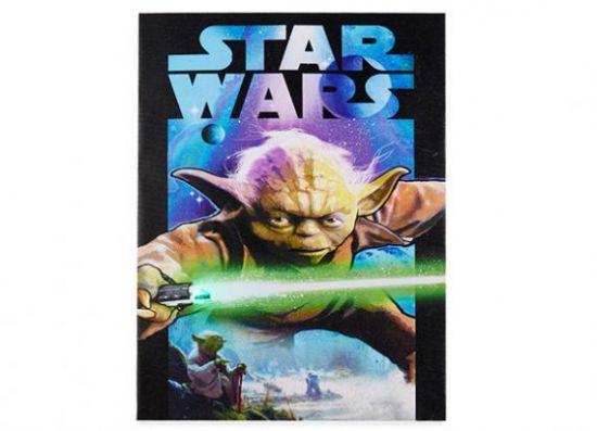 Póster LED de Star Wars